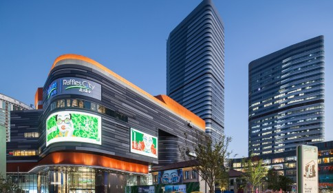 CapitaLand receives international recognition for sustainability efforts