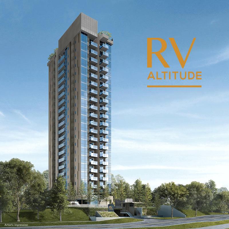 RV Altitude  - New Launch Apartment 2021