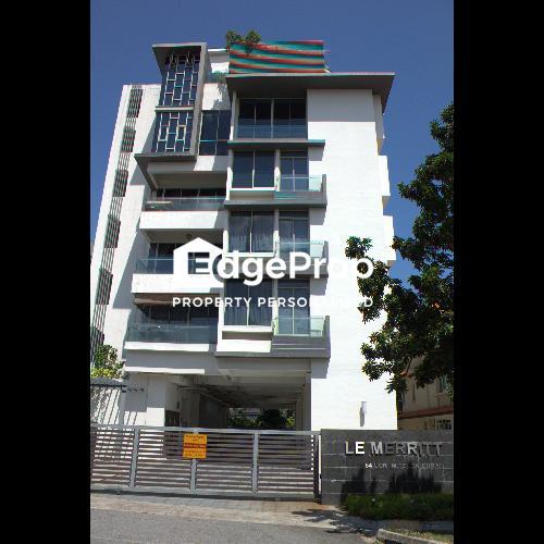 LE MERRITT - Edgeprop Singapore