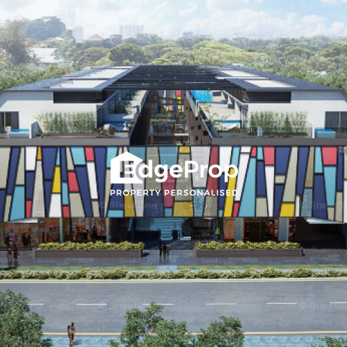 THE PROMENADE@PELIKAT - Edgeprop Singapore