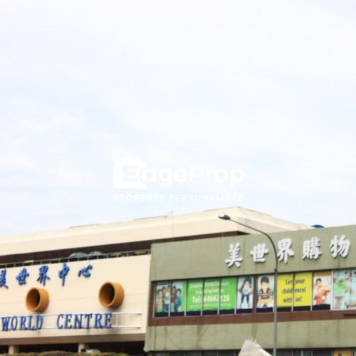 BEAUTY WORLD PLAZA - Edgeprop Singapore