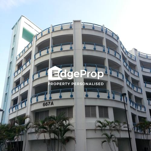 667A Woodlands Ring Road - Edgeprop Singapore
