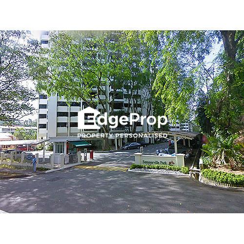 SOMMERVILLE PARK - Edgeprop Singapore