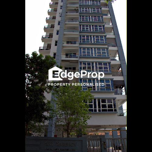 RITZ REGENCY - Edgeprop Singapore