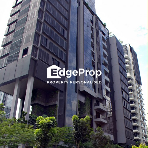THE CAPE - Edgeprop Singapore