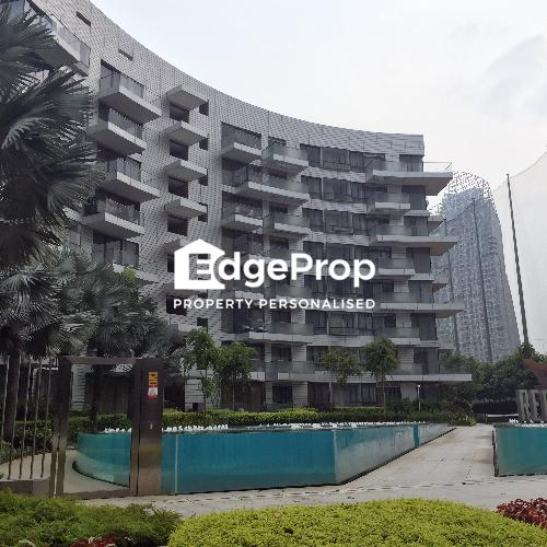 REFLECTIONS AT KEPPEL BAY - Edgeprop Singapore