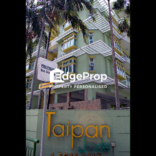 TAIPAN JADE - Edgeprop Singapore