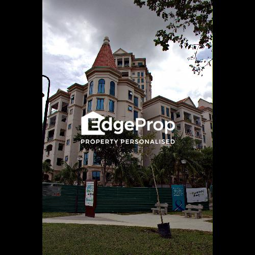 PEBBLE BAY - Edgeprop Singapore