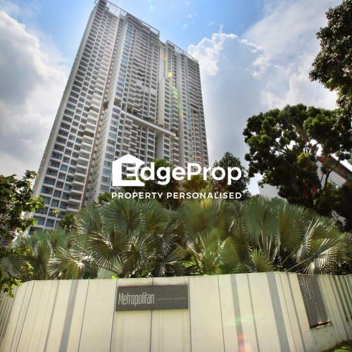 THE METROPOLITAN CONDOMINIUM - Edgeprop Singapore