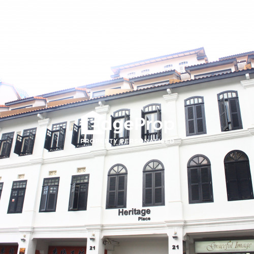 HERITAGE PLACE - Edgeprop Singapore