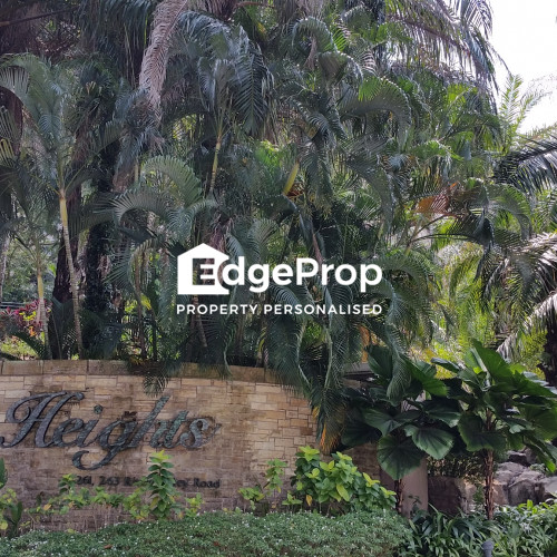 ASPEN HEIGHTS - Edgeprop Singapore