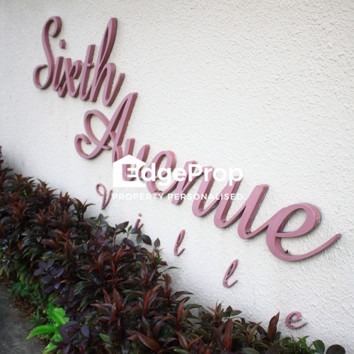 SIXTH AVENUE VILLE - Edgeprop Singapore