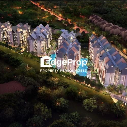 THE CREEK @ BUKIT - Edgeprop Singapore