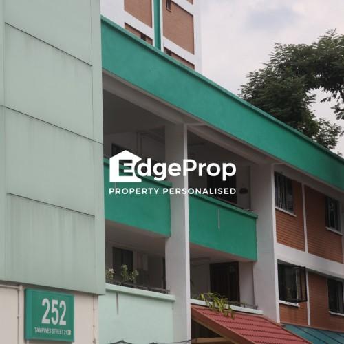 252 Tampines Street 21 - Edgeprop Singapore