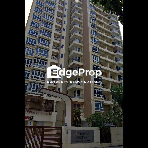 IMPERIAL HEIGHTS - Edgeprop Singapore