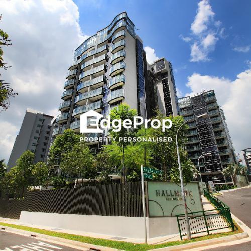 HALLMARK RESIDENCES - Edgeprop Singapore