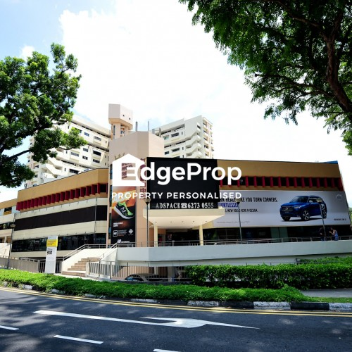 QUEENSWAY SHOPPING CENTRE - Edgeprop Singapore