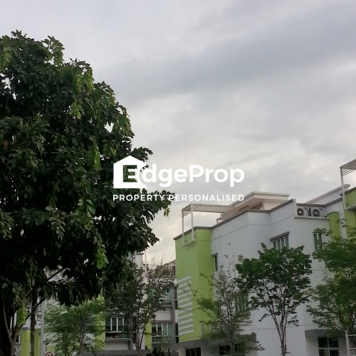 THE SHAUGHNESSY - Edgeprop Singapore