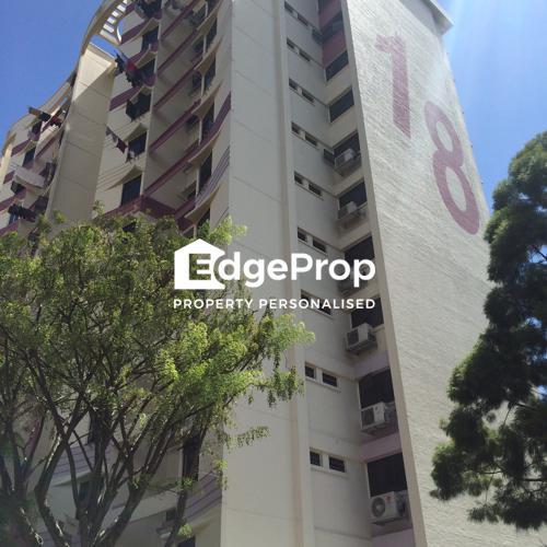 18 Telok Blangah Crescent - Edgeprop Singapore