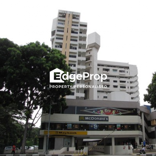QUEENSWAY TOWER - Edgeprop Singapore