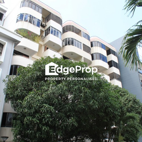 GUILLEMARD APARTMENT - Edgeprop Singapore