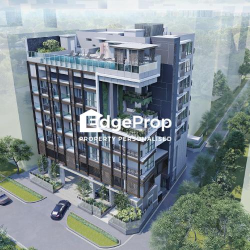 33 RESIDENCES - Edgeprop Singapore