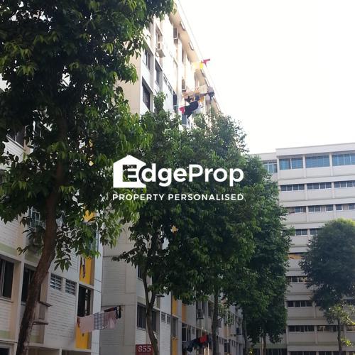 855 Yishun Ring Road - Edgeprop Singapore