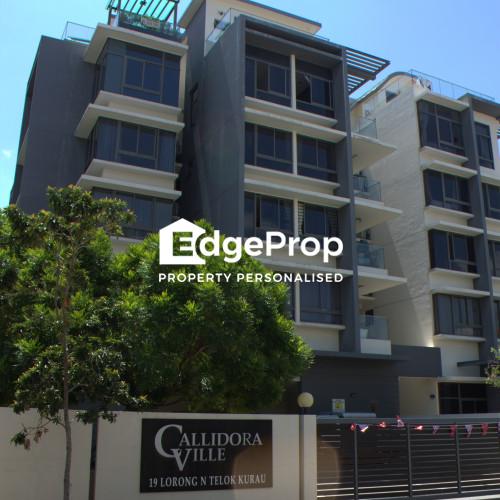 CALLIDORA VILLE - Edgeprop Singapore