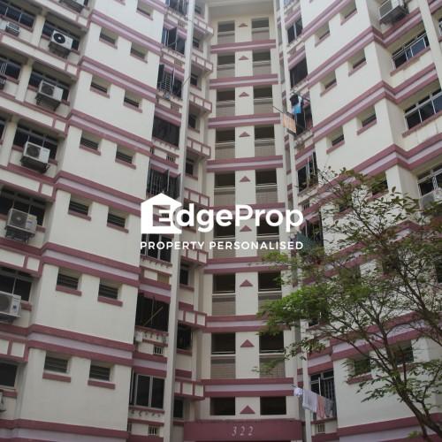 322 Tampines Street 33 - Edgeprop Singapore