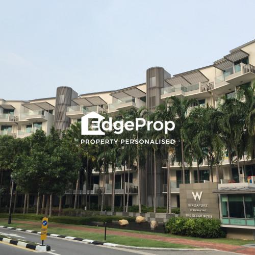 THE RESIDENCES AT W SINGAPORE SENTOSA COVE - Edgeprop Singapore