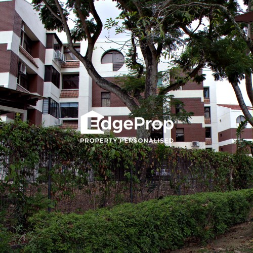 THE HACIENDA - Edgeprop Singapore