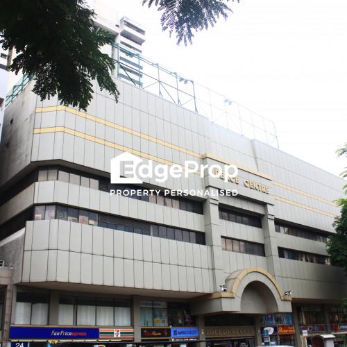 PEACE CENTRE/MANSIONS - Edgeprop Singapore