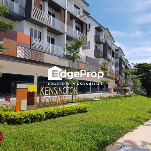KENSINGTON SQUARE - Edgeprop Singapore