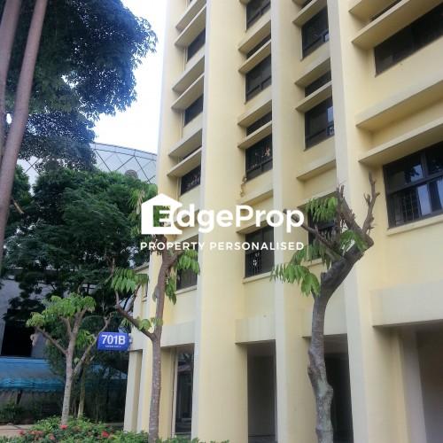 701B Yishun Avenue 5 - Edgeprop Singapore