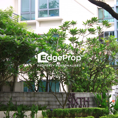 THE SIXTH AVENUE RESIDENCES - Edgeprop Singapore
