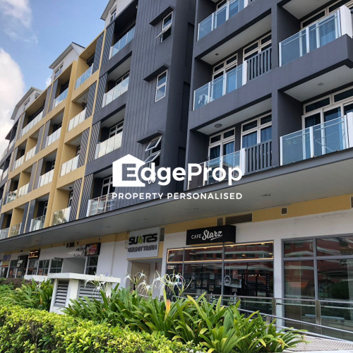 SUITES AT BUKIT TIMAH - Edgeprop Singapore