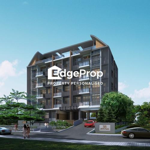 JERVOIS GREEN - Edgeprop Singapore