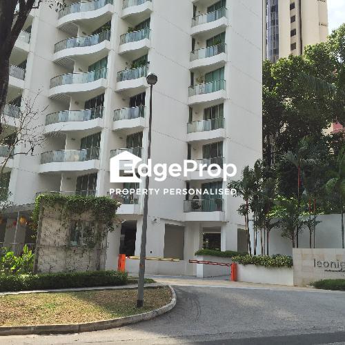 LEONIE HILL RESIDENCES - Edgeprop Singapore