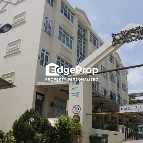 KINGSTON TERRACE - Edgeprop Singapore