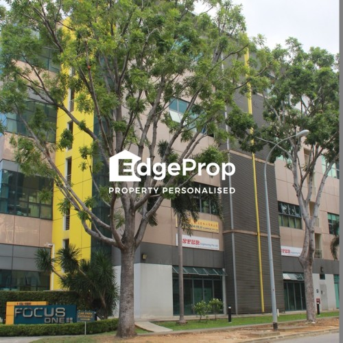 FOCUS ONE - Edgeprop Singapore