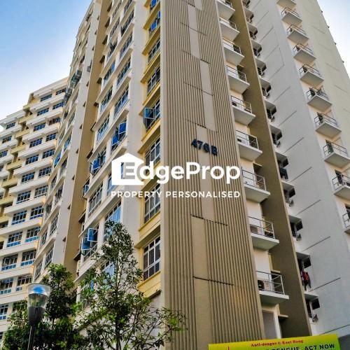 Blk 476B Choa Chu Kang Avenue 5   EdgeProp sg