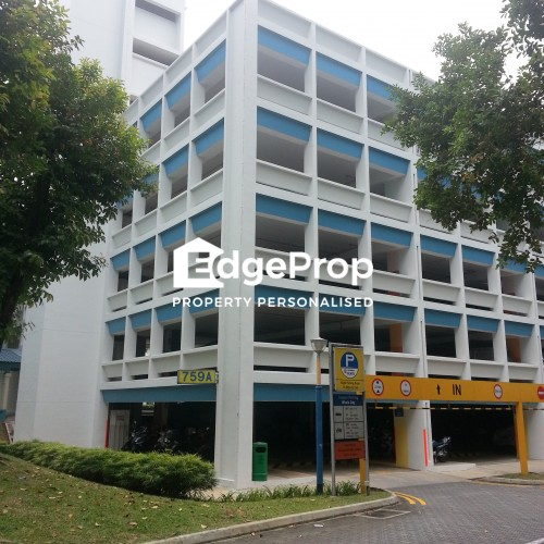 759A Woodlands Avenue 6 - Edgeprop Singapore