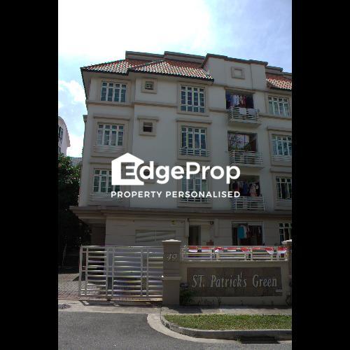 ST PATRICK'S GREEN - Edgeprop Singapore