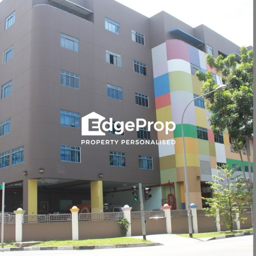 NUMBER ONE BUILDING - Edgeprop Singapore