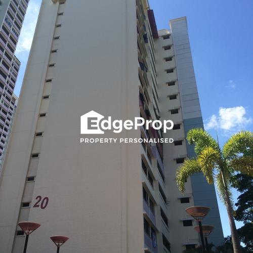20 Telok Blangah Crescent - Edgeprop Singapore