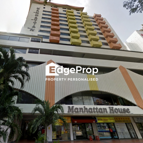 MANHATTAN HOUSE - Edgeprop Singapore