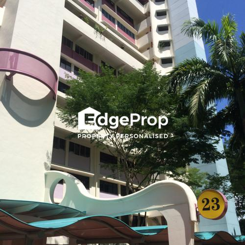 23 Telok Blangah Crescent - Edgeprop Singapore