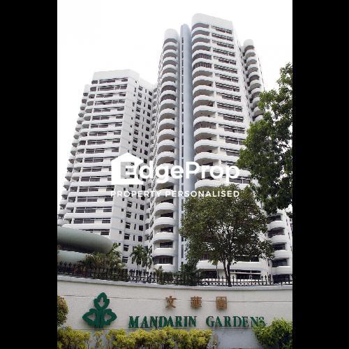 MANDARIN GARDENS - Edgeprop Singapore