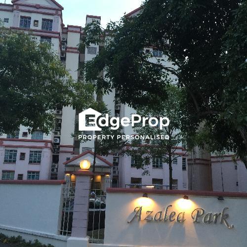 Azalea Park Condominium Edgeprop Sg