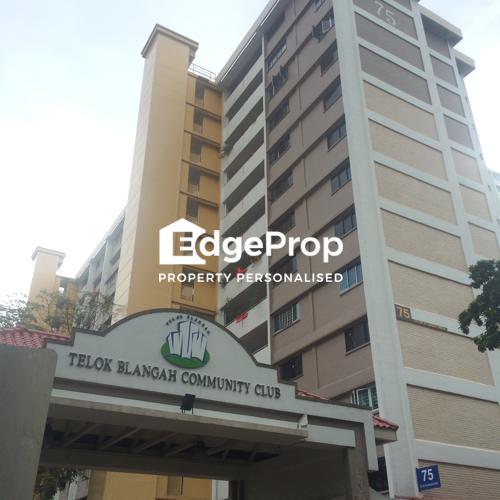 75 Telok Blangah Drive - Edgeprop Singapore
